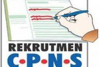 Formasi CPNS 2018 Provinsi Lampung Per Kabupaten