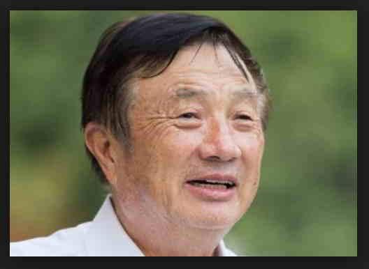 Ren Zhengfei Pendiri Huawei