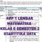 RPP 1 Lembar MTK Kelas 6 Semester 2 Statistika