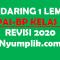 RPP PAI Daring Kelas 3 Format 1 Lembar