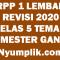 Download RPP 1 Lembar Kelas 5 Semester 1 Tema 1 Format Terbaru